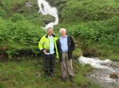 Roy Foster and Richard Grubb on the Merk Hydro site.